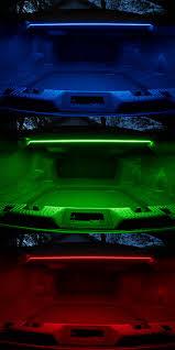 Led Vehicle Light Bar by Linear Led Light Bar Fixture 360 Lumens Aluminum Light Bar