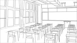 how to draw a classroom youtube