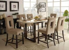 wonderful high kitchen table set counter height dining table sets