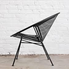 Salterini Patio Furniture Salterini Hoop Lounge Chair