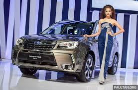 subaru forester price 2016 subaru forester now open for booking rm144k