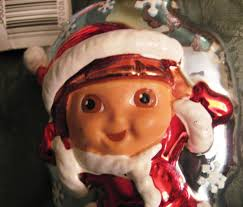 the explorer ornament blown glass new with tag nwt