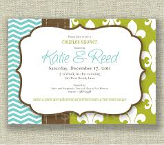 gift card bridal shower wording couples bridal shower invitations dancemomsinfo