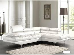 canap d angle blanc canap d angle convertible et r versible allen luxe blanc avec canape
