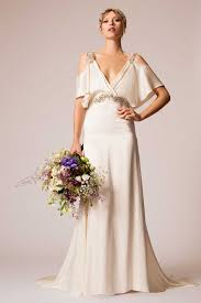 temperley london classic a line wedding dress kleinfeld bridal