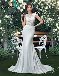 garden wedding dresses aliexpress buy charming garden wedding dresses 2017