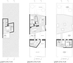 19th Century Floor Plans by Flynn Mews House By Lorcan O U0027herlihy Architects