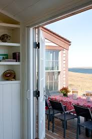 Out Swing Exterior Door Outswing Exterior Door Deck With Bead Board Cape Cod Style