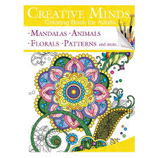 creative coloring books creative minds coloring books for adults 9 lazada ph