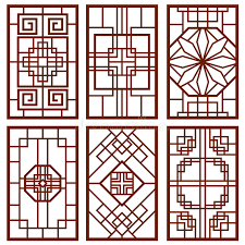 korean design traditional korean door and window ornament chinese wall design
