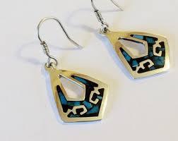 boma earrings sterling silver spiral boma earrings