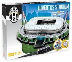 ingressi juventus stadium 3d puzzle nanostad italy juve juventus stadium puzzle