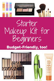 budget friendly starter makeup kit