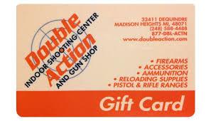 gift card specials news specials indoor shooting center gun shop