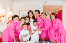 waffle robes for bridesmaids waffle robes s pink barn
