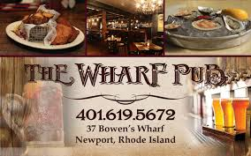 the wharf pub newport craft and comfort food from scratch