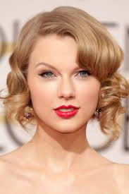 30 best taylor swift beautiful hair and makeup inspiration