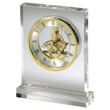 Cool Desk Clocks by Skeleton Clocks