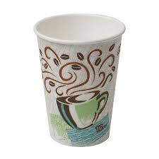 dixie cups dixie perfectouch hot cups 12 oz pack of 50 by office depot