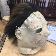 Michael Myers Mask High Quality Halloween Horror Mask Latex Michael Myers Mask With