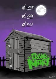 Seeking Frankenstein Frankenstein With A Suburban Twist Frank Seeking Funding