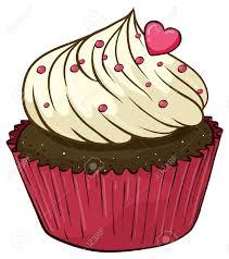 margarita cartoon cartoon cupcake for childrens