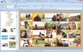 how to make a cool photo collage with snowfox photo collage maker