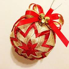 183 best no sew quilted ornaments images on quilted