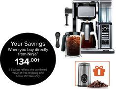 ninja coffee maker black friday the ninja coffee bar system is the best coffee maker makes single