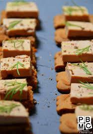 canap foie gras recettes de foie gras par papa bosse et maman cuit canapés de foie