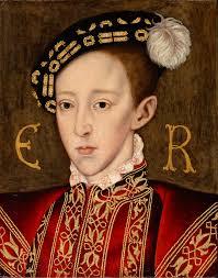 tudor king royals in history edward vi the tudor boy king the protestant