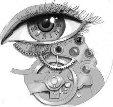 steampunk eye tattoo design by officialbellajynx on deviantart