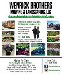 Three Brothers Landscaping by Lukas Wenrick Wenrick Brothers Mowing U0026 Landscaping Llc