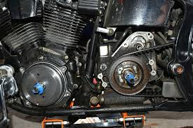 93 flstf time to fix the oil leaks harley davidson forums