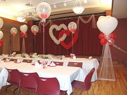 how to decorate home for wedding 1 wedding heart table favors and love themed decorations 2