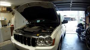 05 jeep grand cherokee starting problem youtube