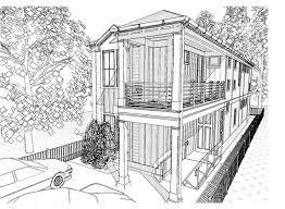 Shotgun House Design Arthur Stanley House Planning House Design Plans