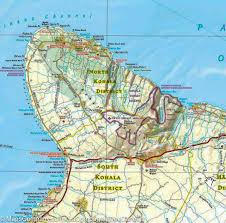 Uh Manoa Campus Map Map Of Hawaii National Geographic U2013 Mapscompany