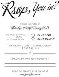 Marriage Invitation Wording Cool Album Of Rsvp Wedding Invitation Wording Which Perfect For