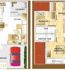 Floor Plan Of Bungalow House In Philippines 2 Bedroom House Floor Plans Philippines Small House Floor