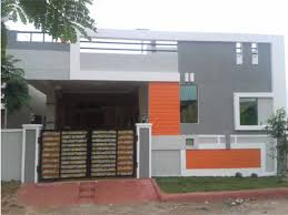 independent house elevation designs in india house elevation