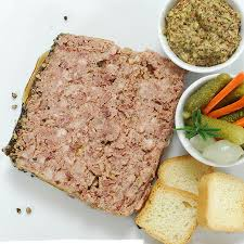 pate de campagne with black pepper traditional by terroirs d