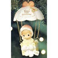 amazon com enesco precious moments baby u0027s first christmas