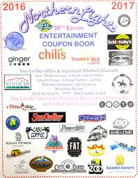 northern lights coupon book humble fundraiser at ahf alaska health fair