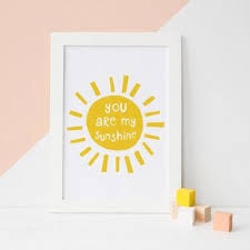 You Are My Sunshine Wall Decor Shop You Are My Sunshine Wall Decor On Wanelo