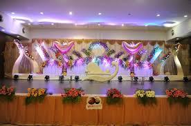 wedding flower stage decoration service in bv colony chennai