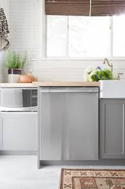 Install A Dishwasher In An Existing Kitchen Cabinet Before And After A Small Pittsburgh Kitchen Gets A Complete