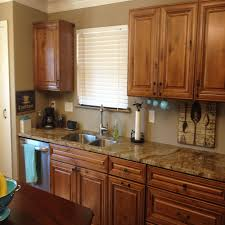 How To Antique Kitchen Cabinets by Distressed Maple Kitchen Cabinets Kitchen Design