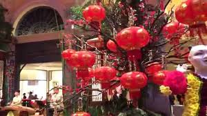lunar chinese new year bellagio las vegas 2015 1 9 15 youtube