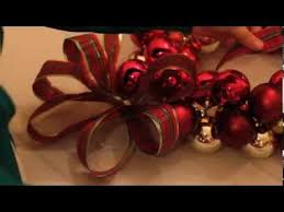 how to make a vintage ornament wreath at home